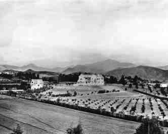 Hollywood 1905 Bartlett Estate located at Yucca and Argyle Ave