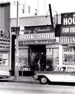 Larry Edmunds Bookshop circa 1968