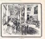 Alexandria Hotel Lobby, circa 1926
