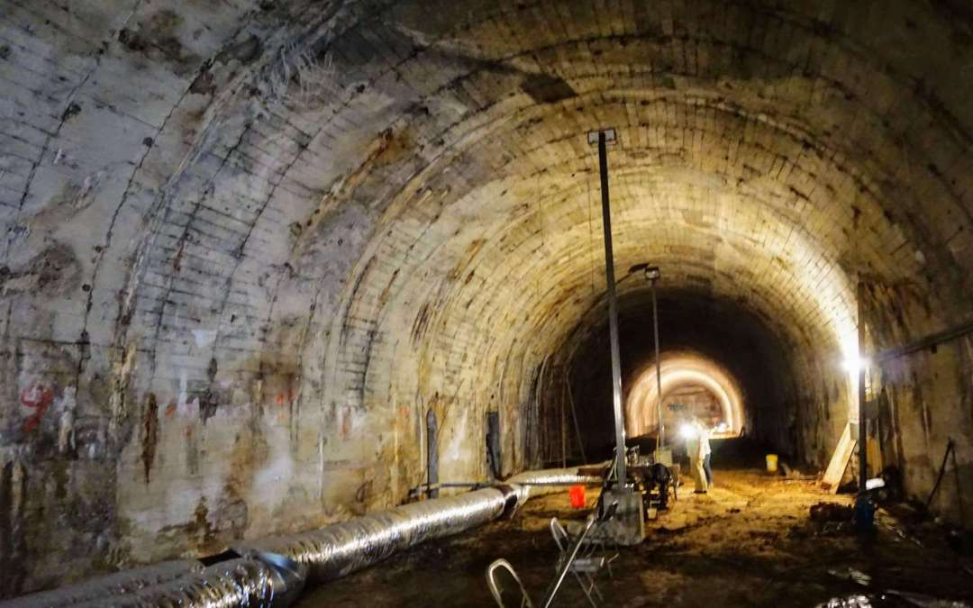 """Esotouric Presents """"Los Angeles Underground: Sleuthing Tunnels Lost & Found"""""""