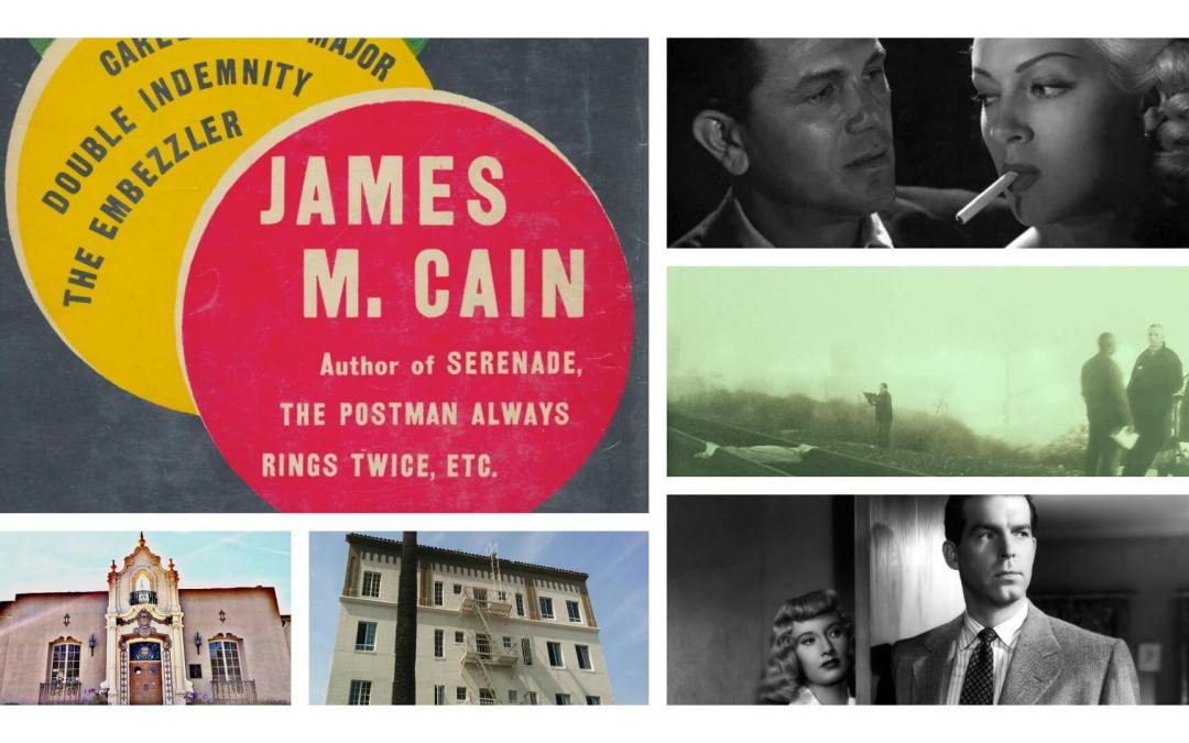 The Birth of Noir with James M. Cain & Raymond Chandler webinar