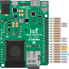 Usb To Rs232 Pinout Diagram Bohr Of Iodine Esp32 Development Hardware — Tài Liệu 1.0