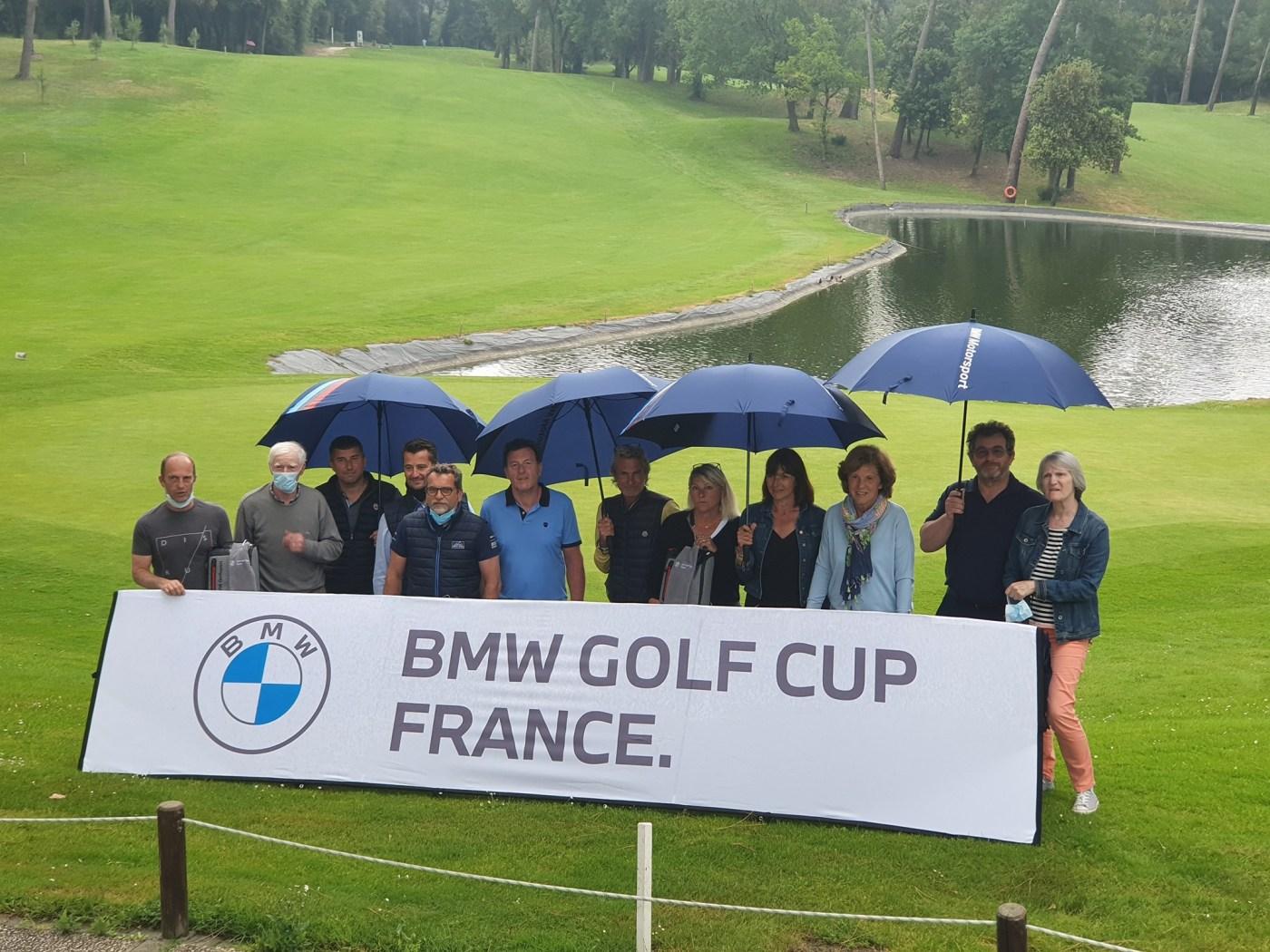 Gagnant de la Golf Cup Royan 2021