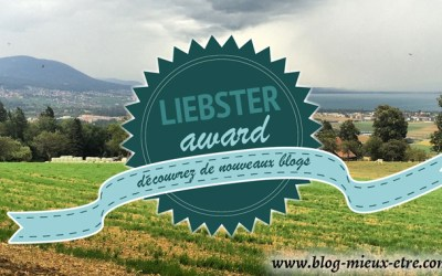 Nominé au Liebster Award