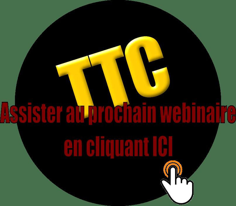 Inscription webinaire TCC