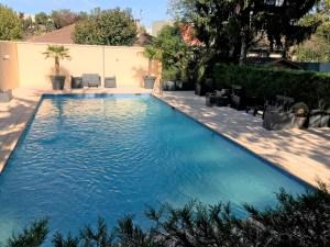 piscine, réceptions, cocktails, centre d'affaires