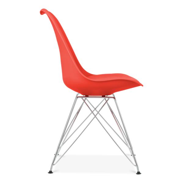 https espacehome tn produit chaise eiffel style scandinave rouge
