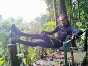 Le bien-être en pleine forêt