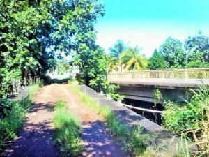 Ancien et nouveau ponts de la ramée