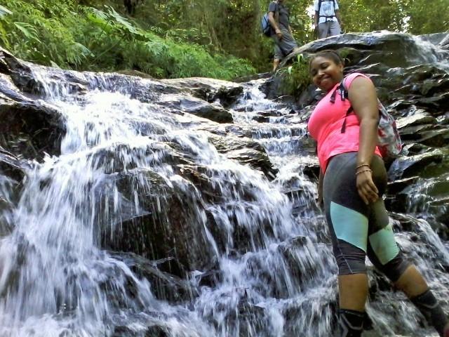 Observation de la cascade