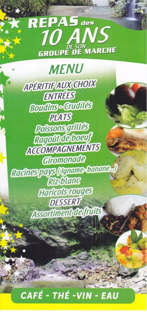 Verso carte d'invitation au repas des 10 ans du groupe_de_marche AACN