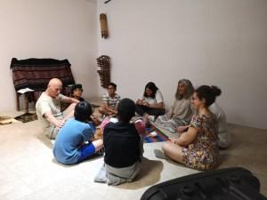 African Heritage workshop 8