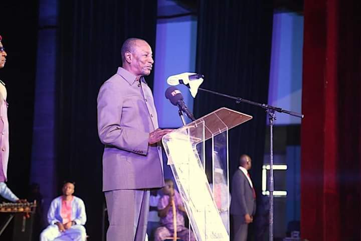 Conakry: coup d'envoi de la 18e édition du FENAC