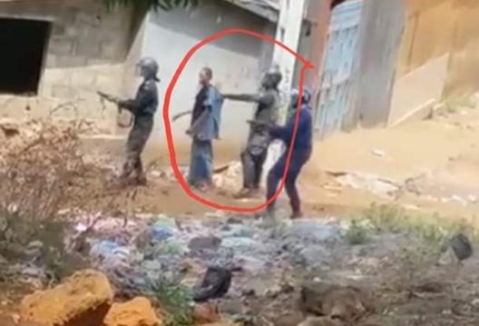 Exactions sur l'axe: la colère de Dr Ousmane Kaba du PADES