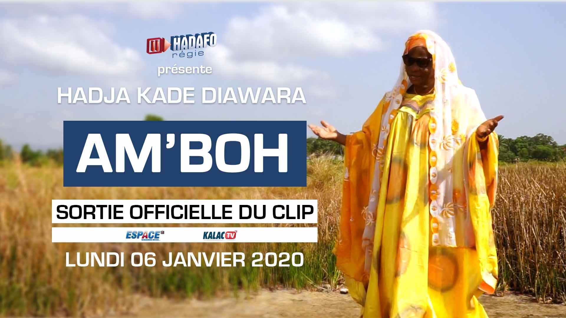 Musique/Kadé Diawara : M'bo, le remake aussi sensationnel