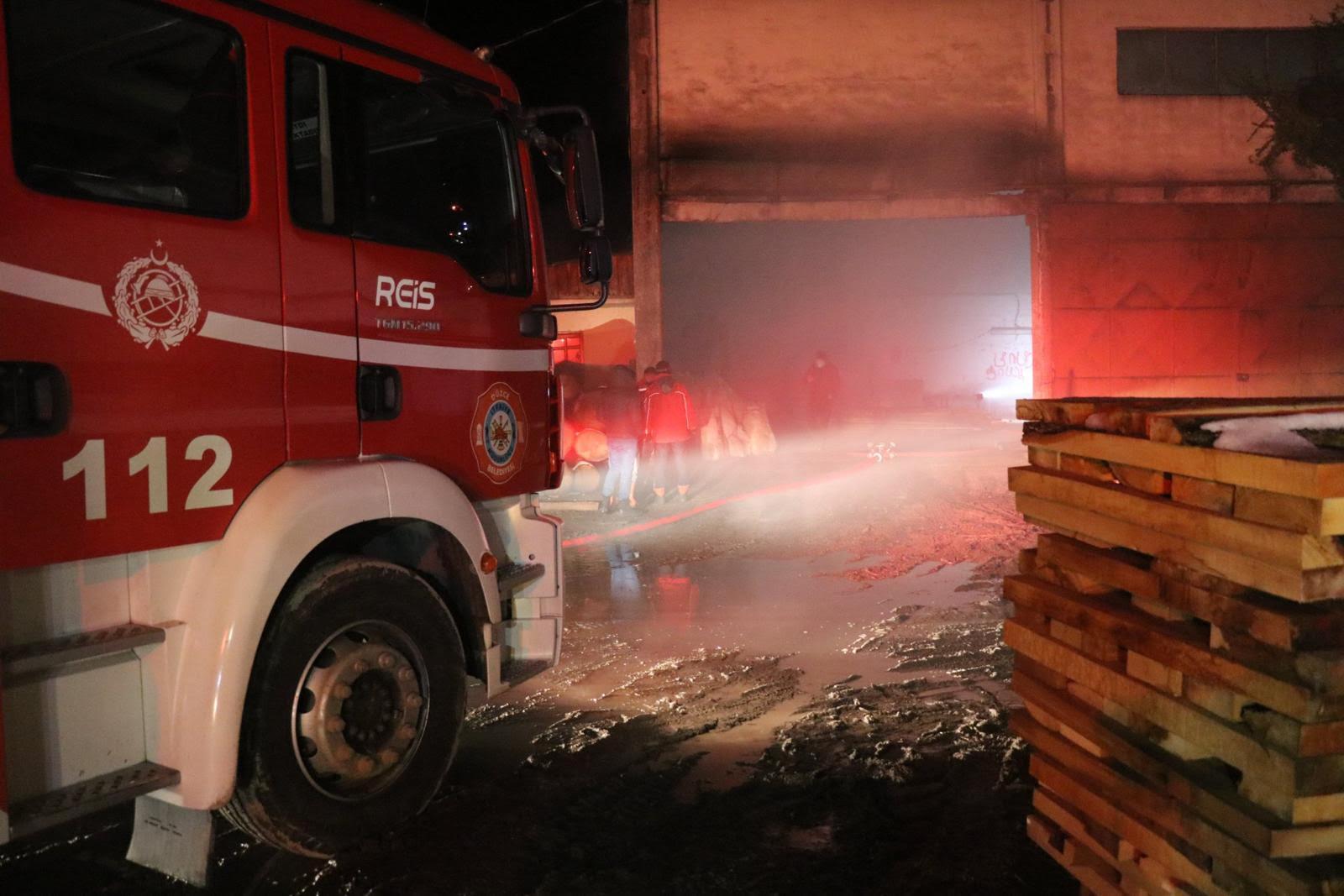 Bilan de l'incendie au marché de Matoto : un mort et plusieurs dégâts,  une enquête annoncée