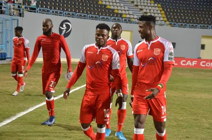 Coupe CAF: Déjà qualifié,  le Horoya AC confirme sa suprématie