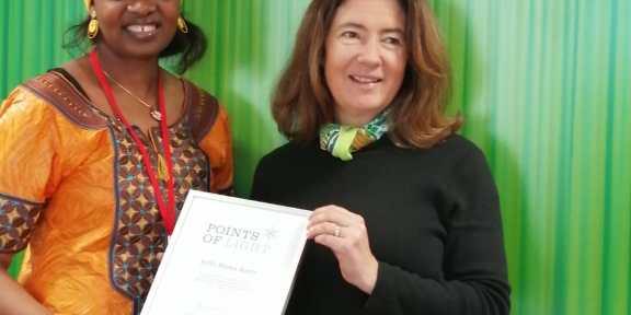 L'ONG MAMA SYLLA Fraternité Guinéenne UK