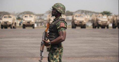 Au moins 70 soldats tués dans une embuscade jihadiste au Nigeria