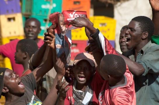 Elecciones en Kenia 2017