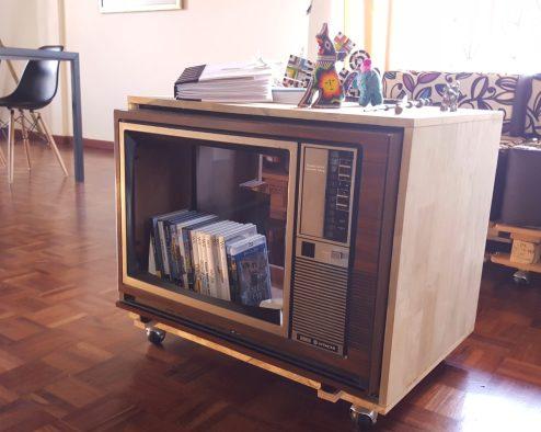 muebles reinventados