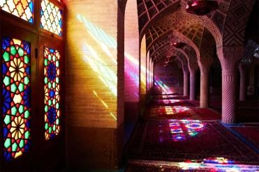 mezquita de colores
