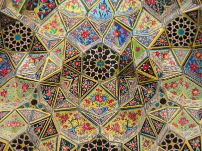 mezquita rosa arquitectura