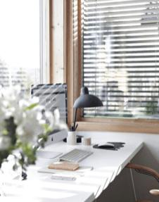 diseño interno y espacios de trabajo