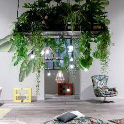 diseño con vegetación arquitectura