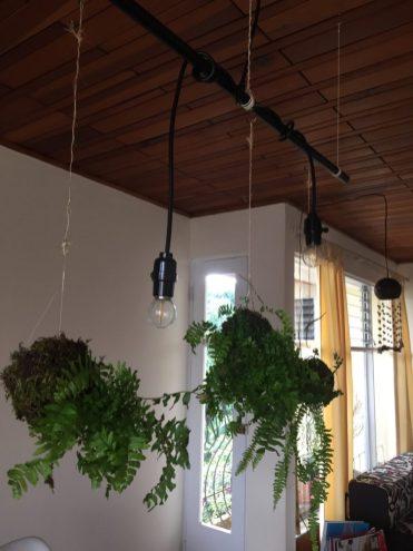 tutorial lámpara de colgar