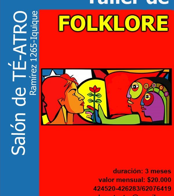 Taller de Folklore