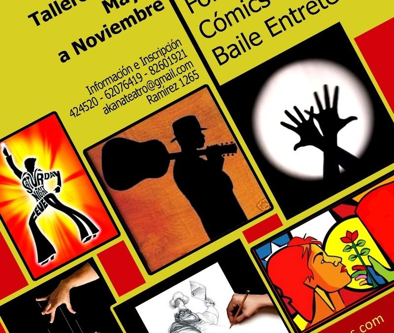 Talleres Artísticos Iquique 2010