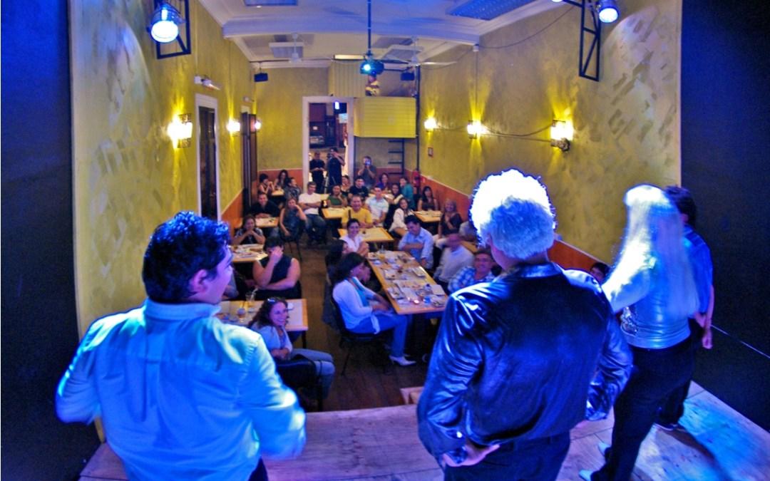 Volvemos En Abril – Teatro y Talleres Artisticos 2011
