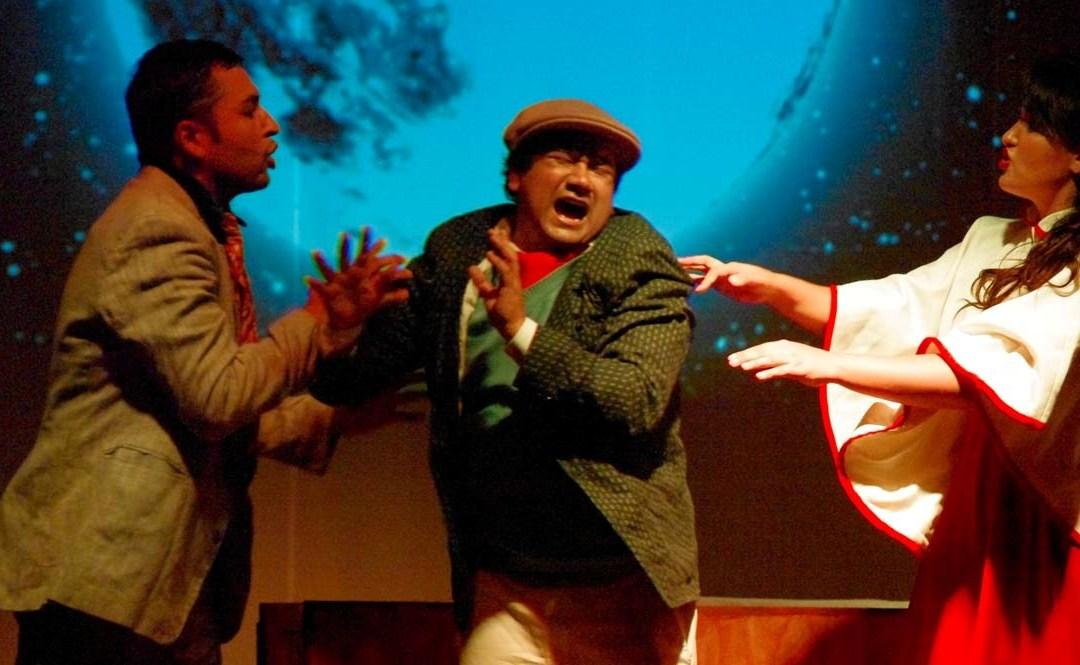 Teatro en Iquique 2011 – 2 años y 1 día Juntos