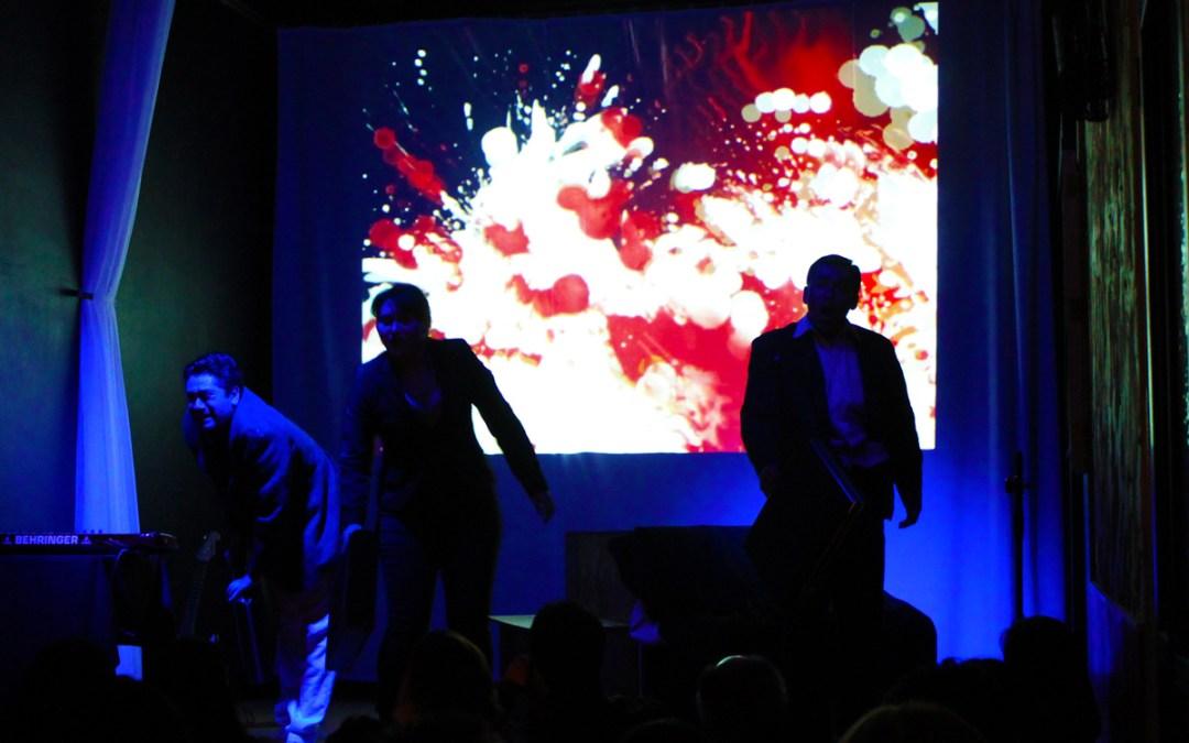 Música + Break Dance + Teatro – Iquique 2011 – Pasas al Rock