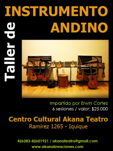 Instrumento Andino 2012