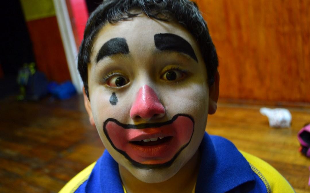 Taller de TEATRO INFANTIL – 2014 Iquique
