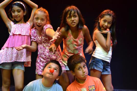 Taller de Teatro Infantil 2013