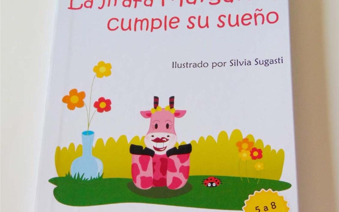 Lanzamiento Libro: La Jirafa Margarita cumple su sueño