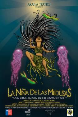 La Niña de las Medusas - Akana Teatro09