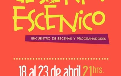 Desierto Escénico – Teatro en Iquique – Abril 2016