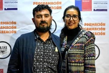 Cristian Vallejos, Carolina Moraga
