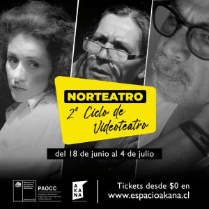 Norteatro Videoteatro Teatro Online