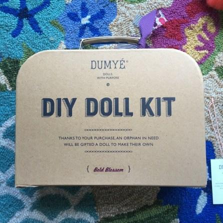 Kit para hacer la muñeca Dumyé