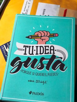 Ideas con mr. Wonderful