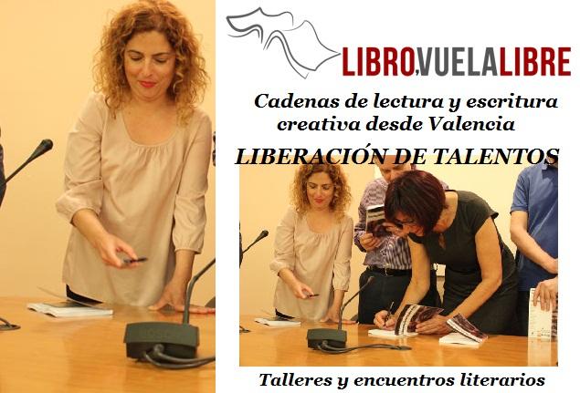 Liberación de talentos del taller literario. Montse Espinar: premios y pasiones literarias
