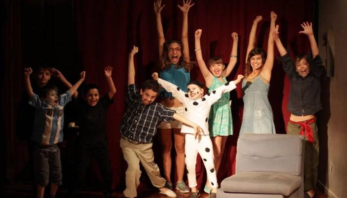 Taller de Teatro para Niños y Niñas