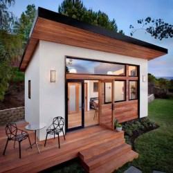 de 50 fotos de Casas de madera modernas pequeñas y bonitas