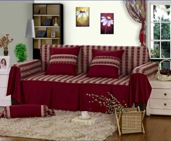 5 seater sofa set cover in delhi fundas sofas   fotos - espaciohogar.com