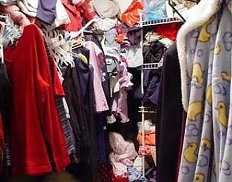 Guardar ropa armarios  video  EspacioHogarcom